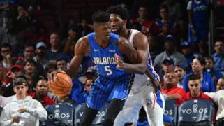 Mohamed Bamba Orlando Magic Joel Embiid Philadelphia 76ers
