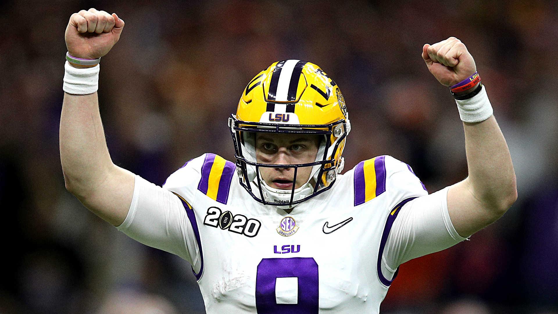 ¿Bengals pasará a Joe Burrow? 5 equipos que deberían considerar cambiar por la primera selección del Draft 2020 NFL 2