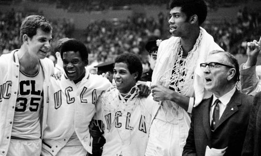 UCLA Abdul jabbar