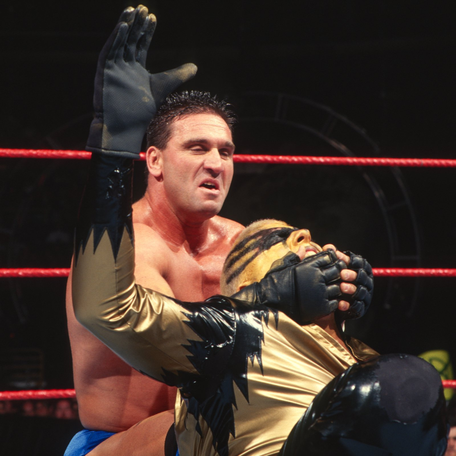 Ken Shamrock discusses returning to Impact Wrestling, his issues with Moose and why AEW shouldn't run on Wednesday nights against WWE