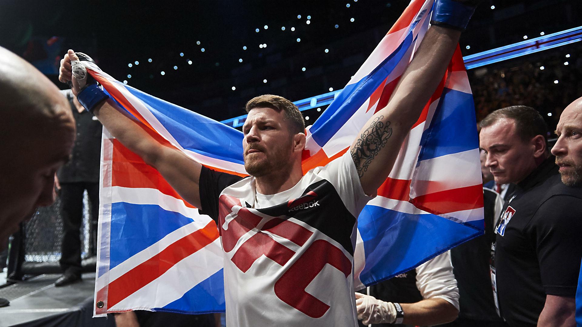 UFC Shanghai: How to watch & live stream Bisping vs. Gastelum