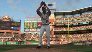 MLB The Show 16 Adam Wainwright