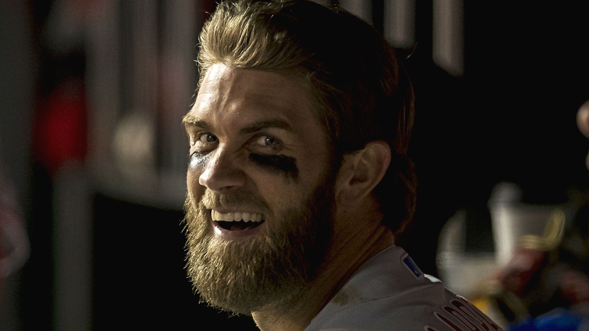 Seriously, celebrate the Nationals and shut up about Bryce Harper already