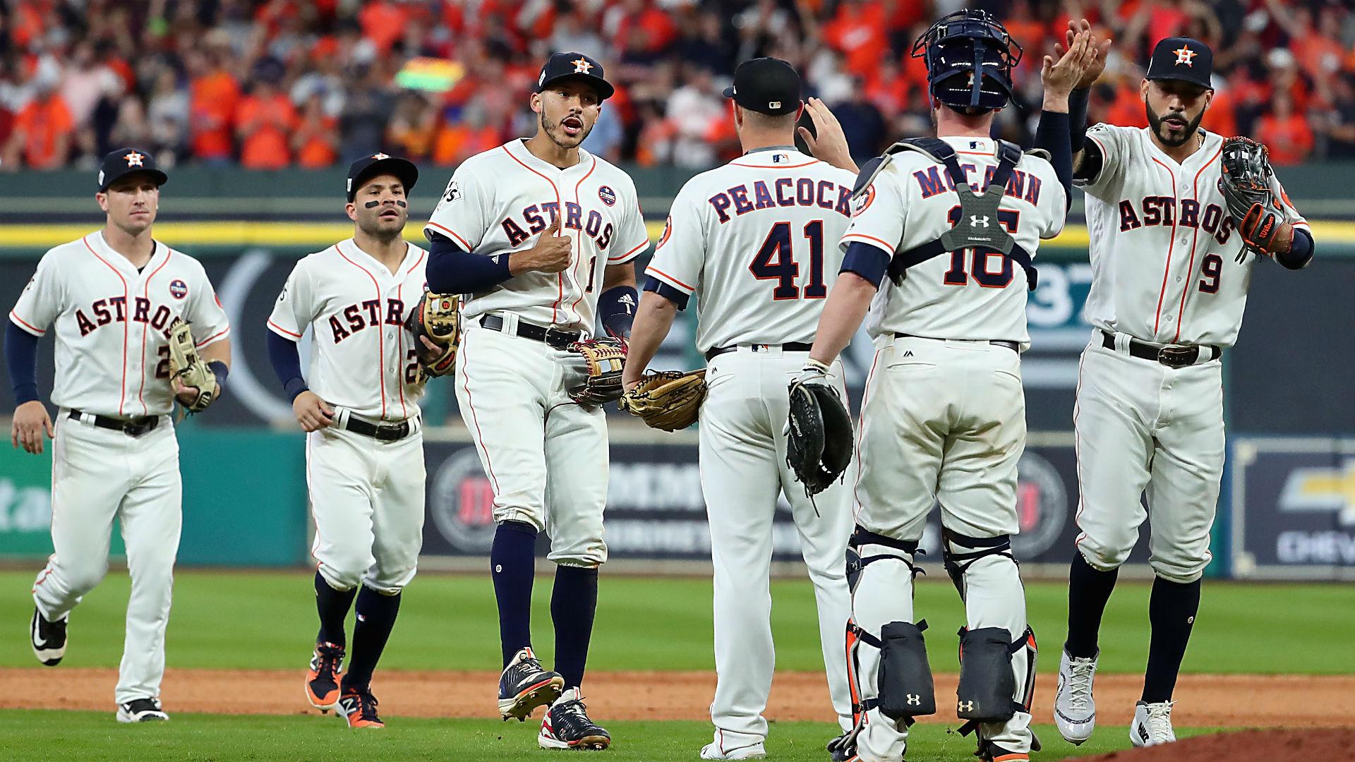 World Series 2017: Astros in unfamiliar territory in trek to abolish playoff heartbreak