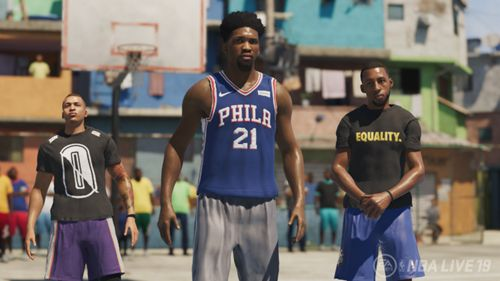 NBA 2K19' and 'NBA Live 19' review: Which game is king of virtual