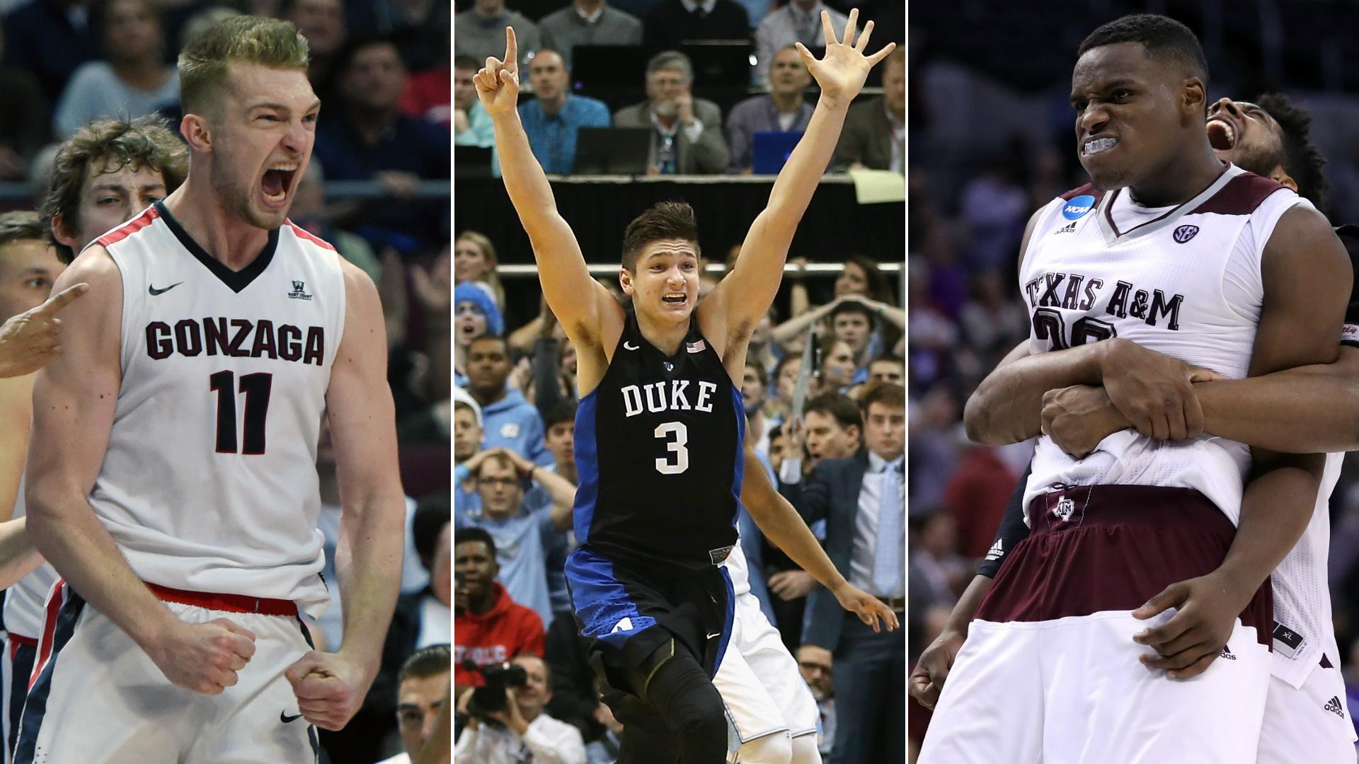 4901f7154 NBA Draft stock watch  Grayson Allen leads near-elite 8 who must shine in  Sweet 16