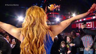 WWE, ロウ, #1329, ベッキー・リンチ
