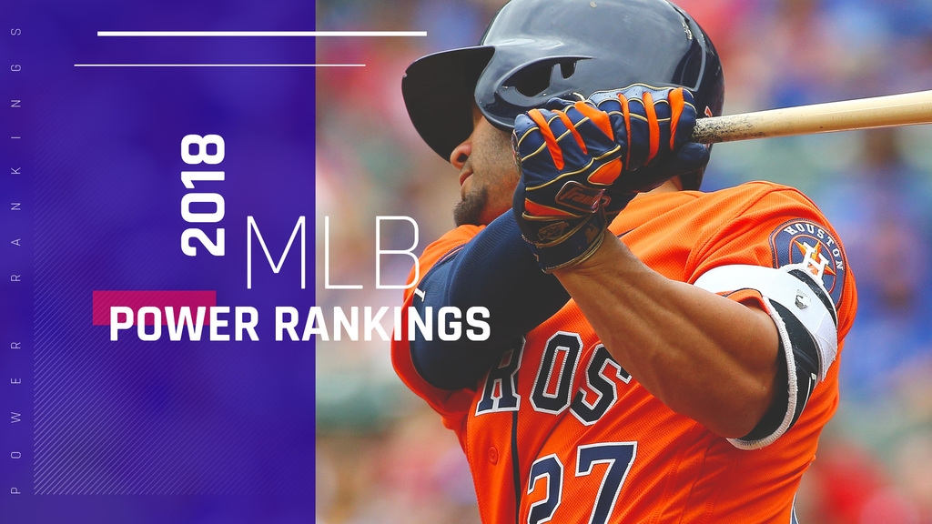 MLB Power Rankings: Surprising Mariners, Brewers crack top five; Mets continue slide