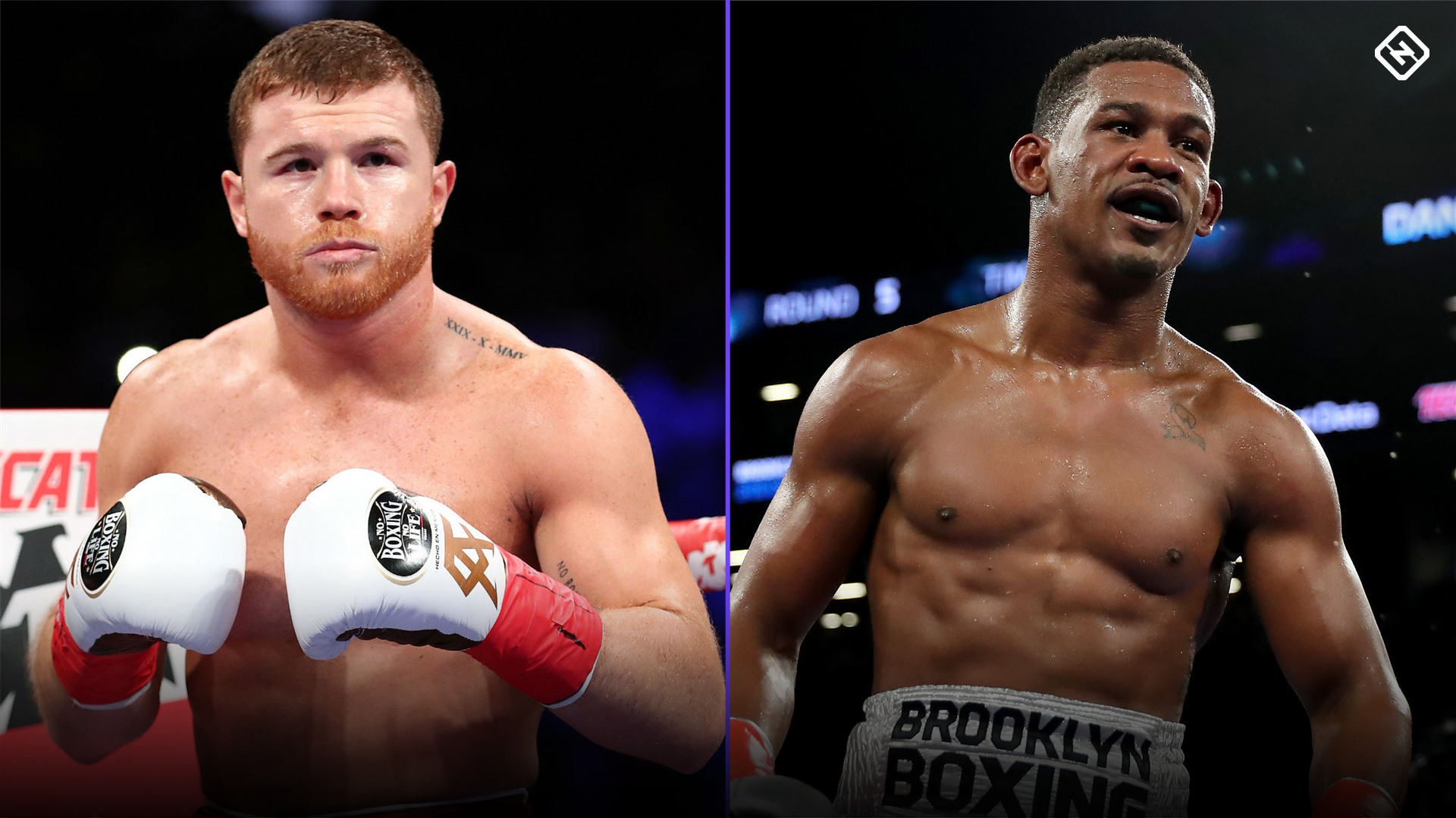 Canelo vs  Jacobs: How to watch the fight on DAZN-supported