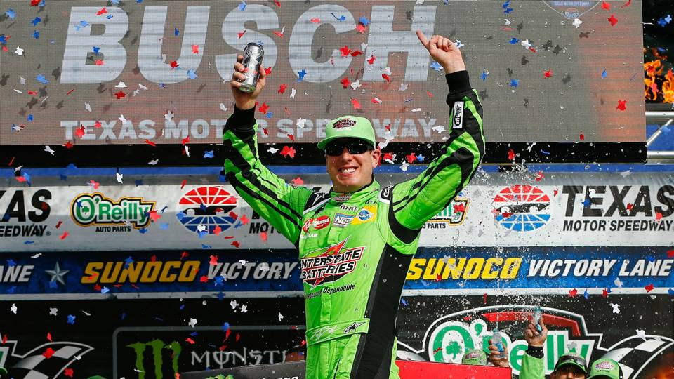 NASCAR at Texas: Highlights, results from the O'Reilly Auto Parts 500
