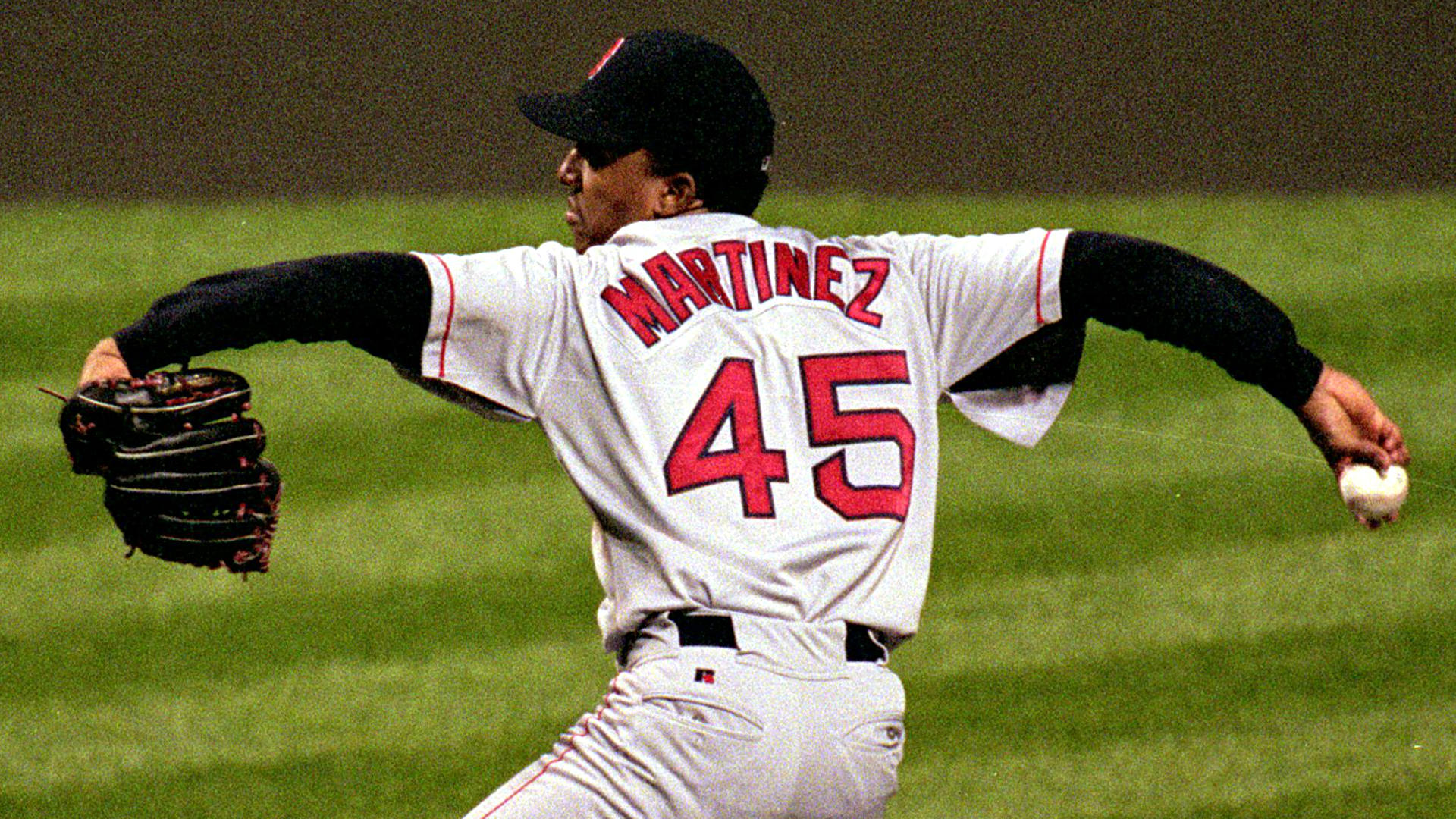 timeless design ea826 e9c3d Red Sox to retire Pedro Martinez's No. 45 jersey on July 28 ...