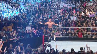 WWE スーパー・ショーダウン クルーザー級王座