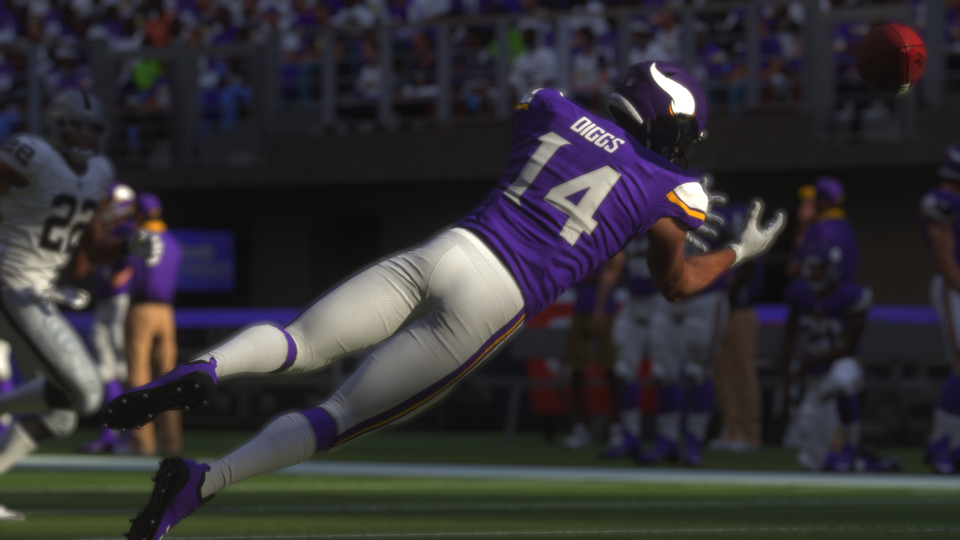Madden NFL 19 Stefon Diggs