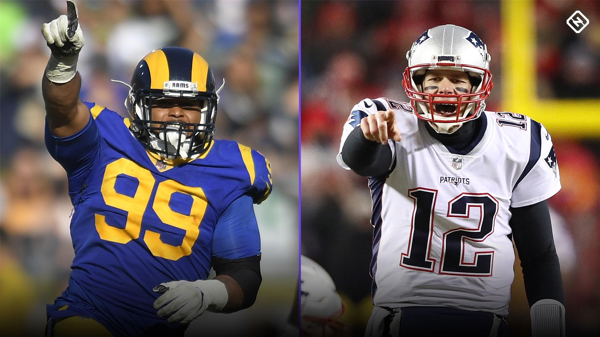 Super Bowl 53: Odds, picks for Rams vs  Patriots | Sporting News