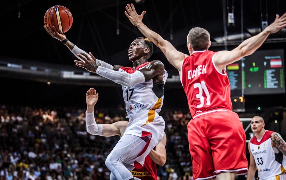 Schroeder FIBA Germany