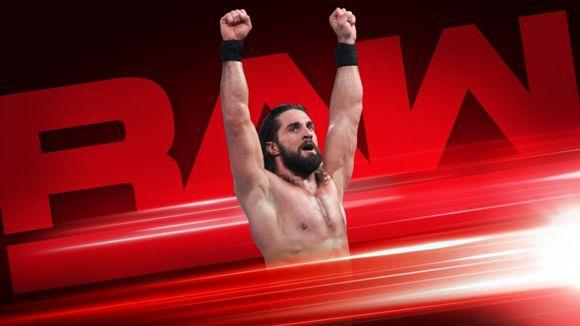 WWE, ロウ, #1340, プレビュー