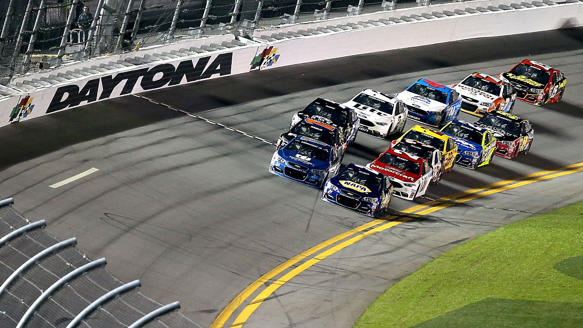 Starting lineup for 58th Daytona 500 | NASCAR | Sporting News