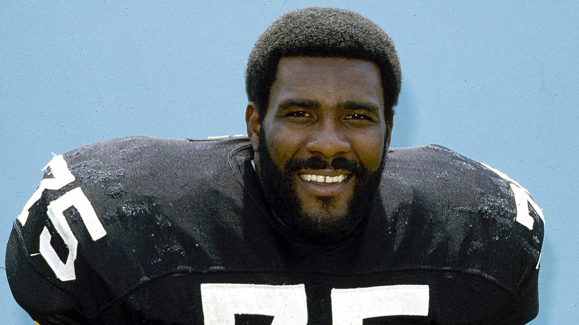 42b7523107b Very nice: Steelers finally retire 'Mean Joe' Greene's No. 75 | Sporting  News