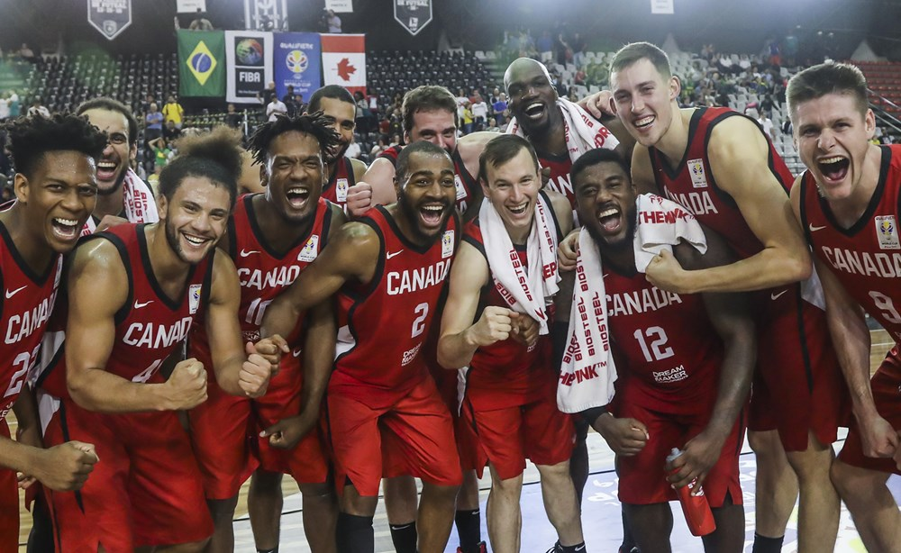 For Canada Basketball, the time is now