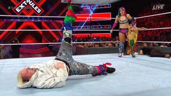 WWE PPV エクストリーム・ルールズ アスカ