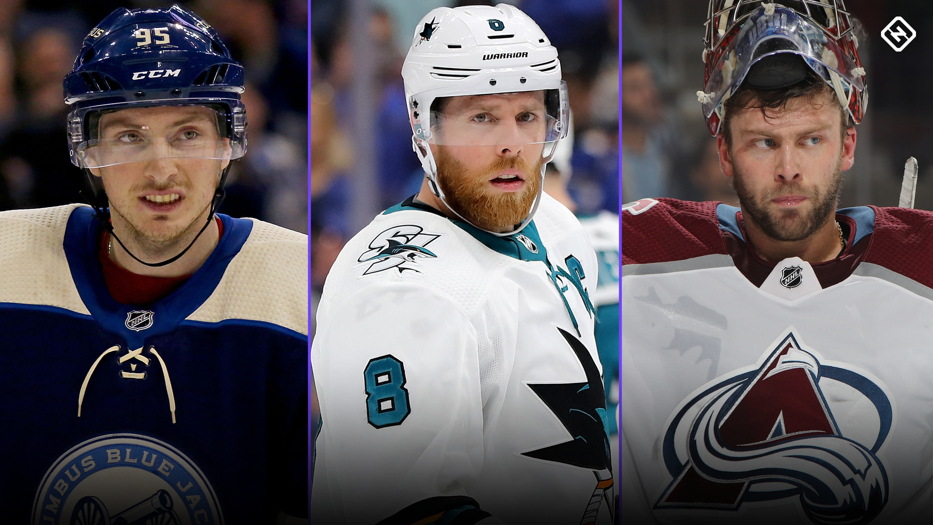 Duchene, Pavelski, Varlamov and the best worst NHL UFA signings