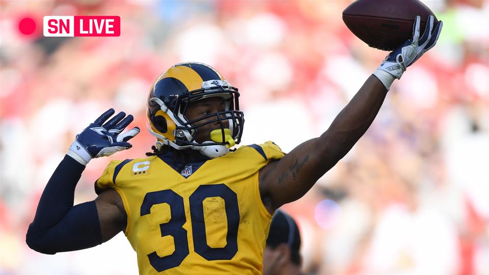 Rams vs. Saints: Score, updates, highlights from Week 9 matchup