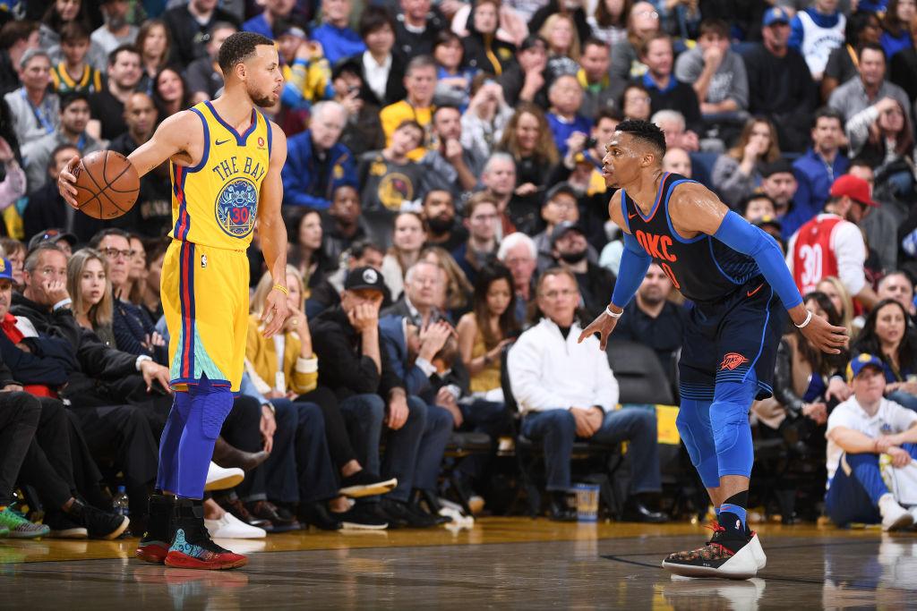 Warriors vs Thunder