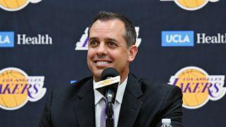 Los Angeles Lakers Frank Vogel