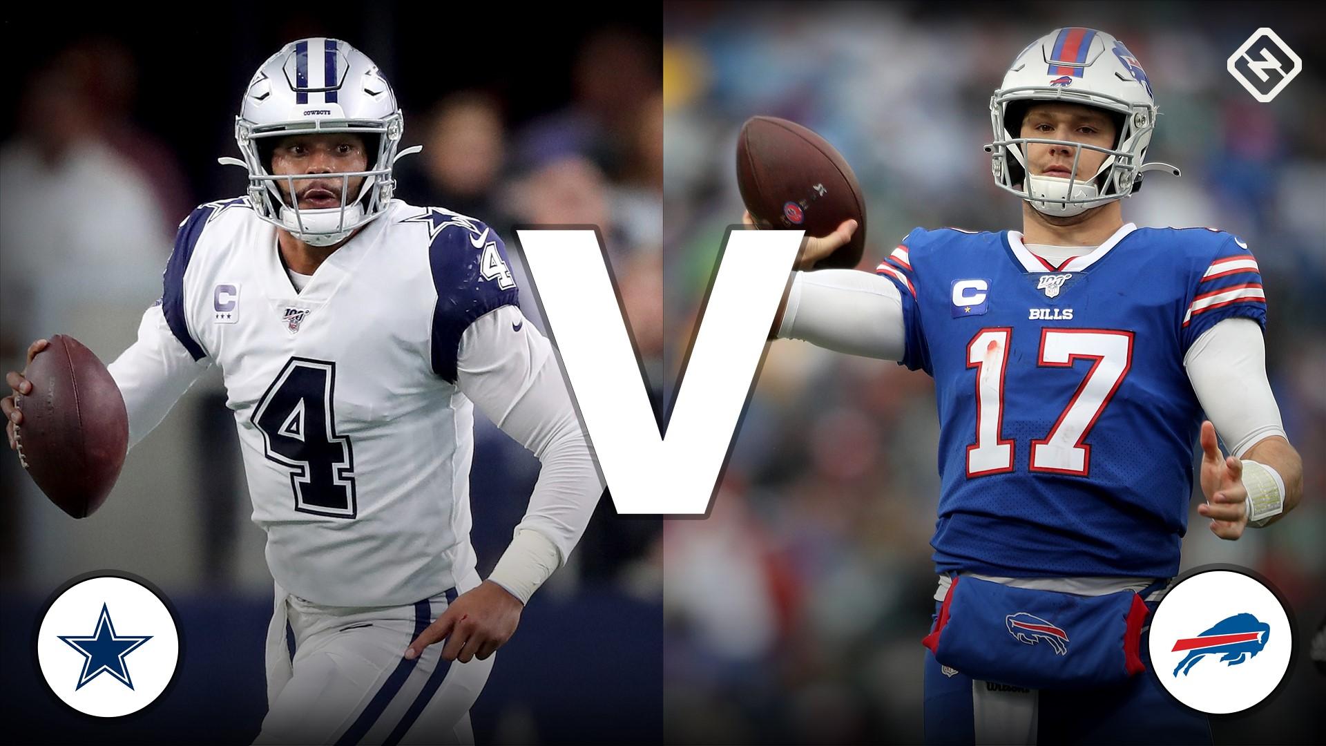 Cowboys vs.Bills: puntuación en vivo, actualizaciones, aspectos destacados del juego de Acción de Gracias de la NFL 2019 2