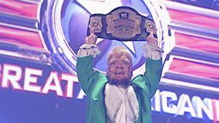 WWE 最年少王者 ホーンスワグル