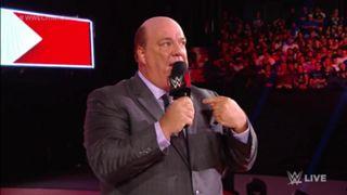 WWE ロウ #1324 ポール・ヘイマン ブロック・レスナー