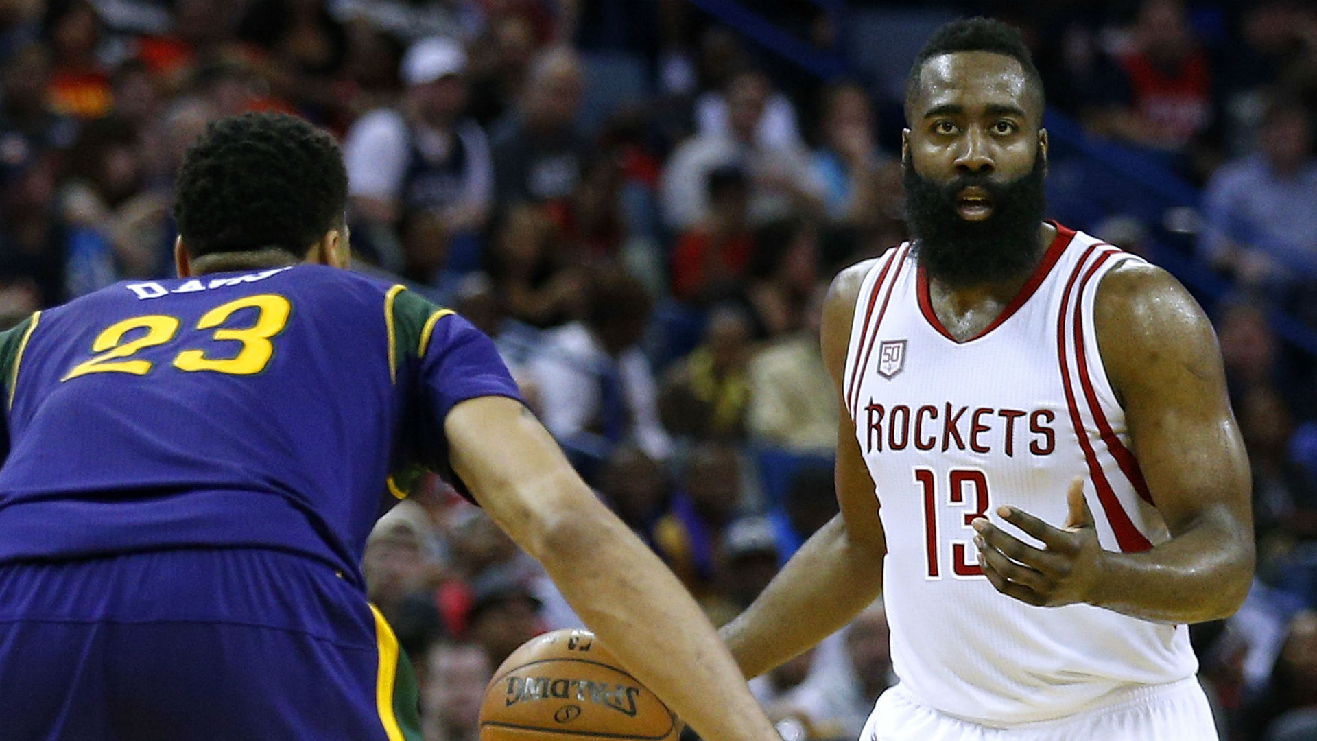 b4b49601c035 Seven NBA players we d love to see in James Harden s situation ...