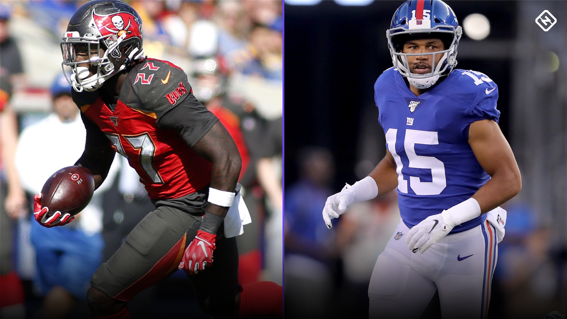 Best Fantasy Week 5 Waiver Pickups: Ronald Jones breaks out, Golden Tate to return from suspension