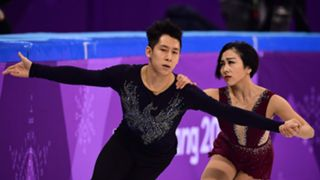 Han Cong and Sui Wenjing, China
