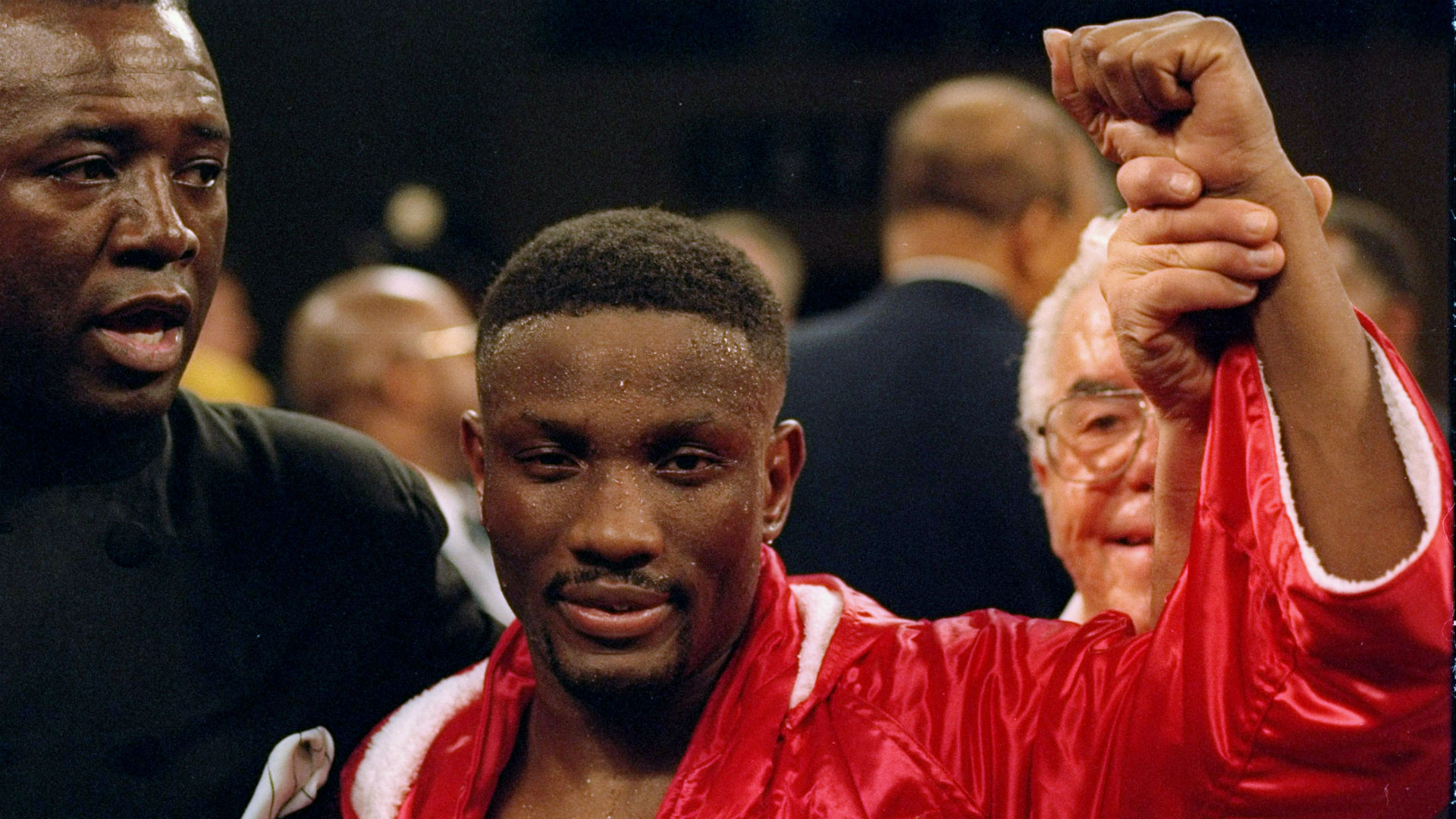 Boxing community reacts to tragic death of Pernell Whitaker