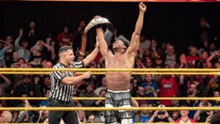 WWE, NXT, #493, 試合結果