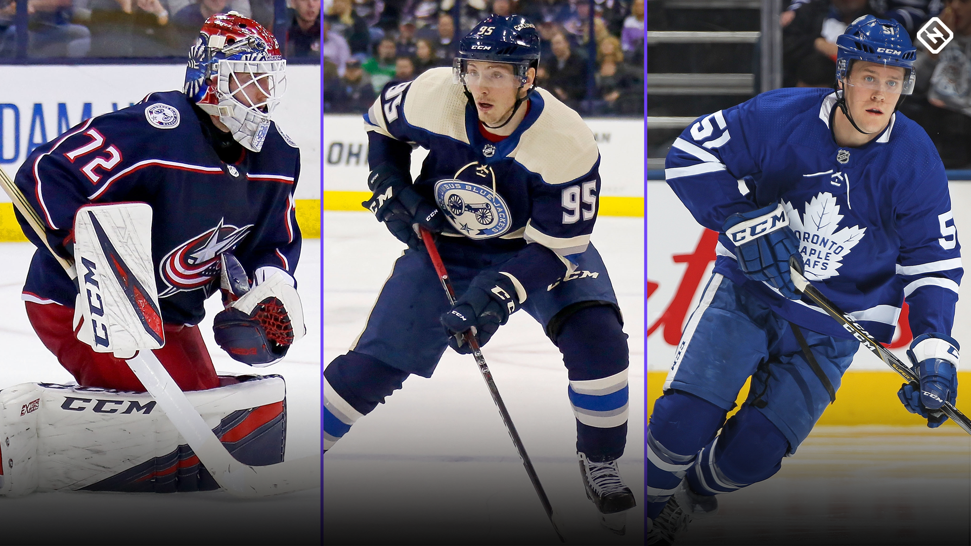 NHL free agency 2019: Bobrovsky, Duchene and the top unrestricted free agents by position