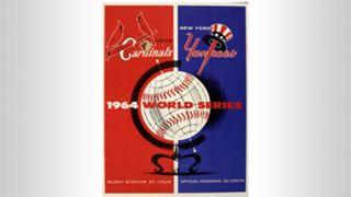 1964 World Series program