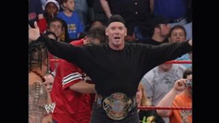 WWE バックラッシュ ビンス・マクマホン ECW王座