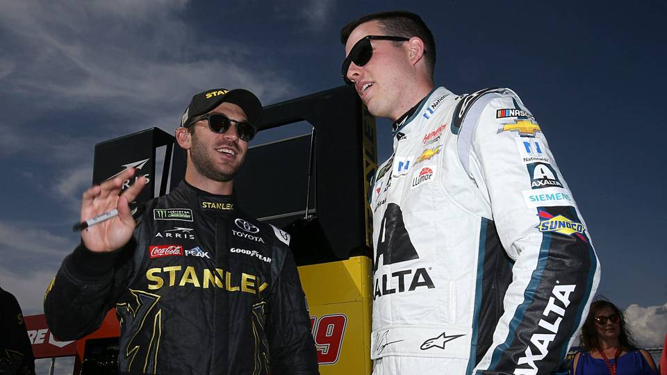 NASCAR at Pocono starting lineup: Daniel Suarez awarded pole after multiple DQs