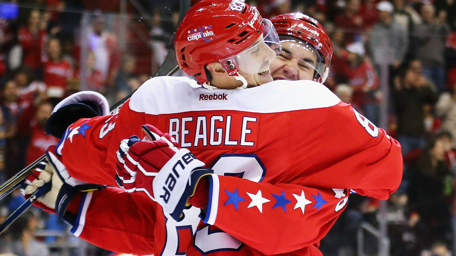 Jay Beagle discusses his role in Capitals' 'family'