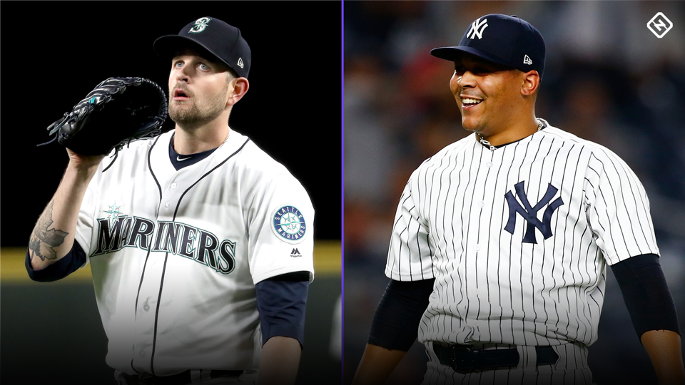 James Paxton trade grades: Yankees get what they need; Mariners start rebuild strong