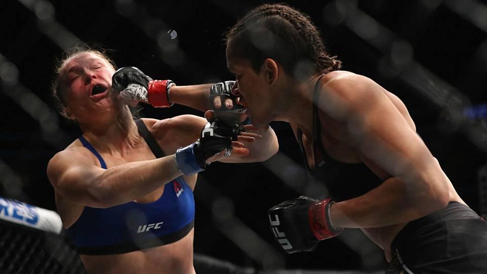 UFC 224 outcomes: Amanda Nunes stops Raquel Pennington to retain title