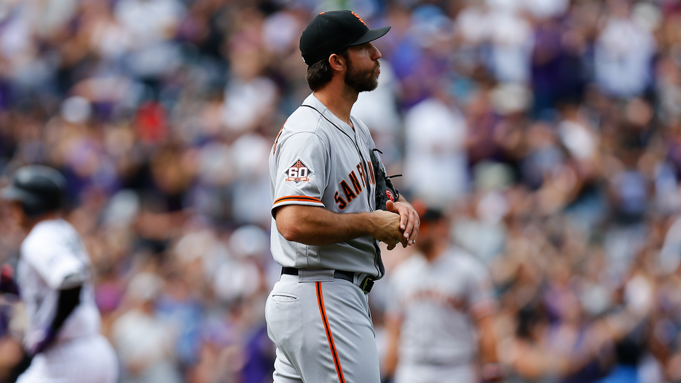 Madison Bumgarner trade rumors: The five best fits for Giants' star pitcher