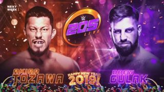 WWE205Live戸澤陽