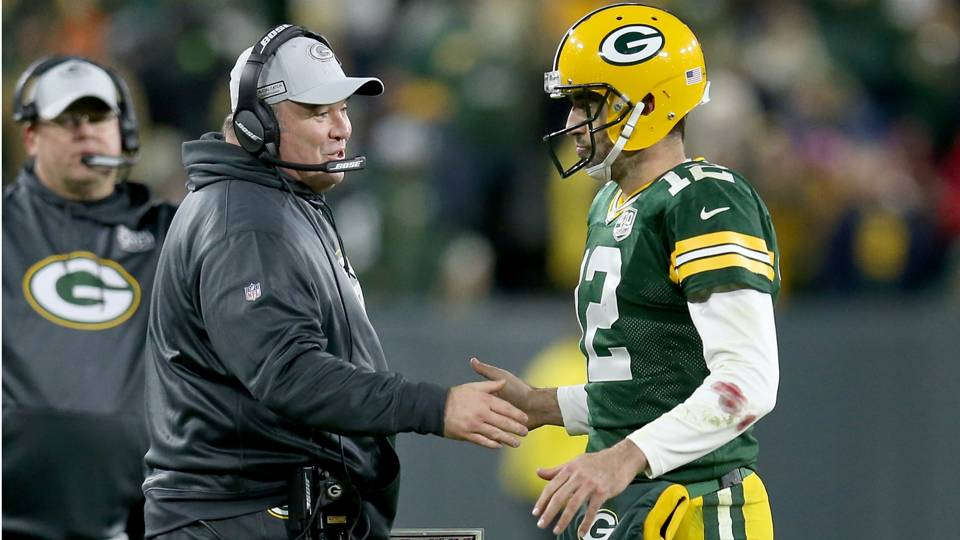 Aaron Rodgers leaves everyone but Skip Bayless in awe with comeback vs. 49ers