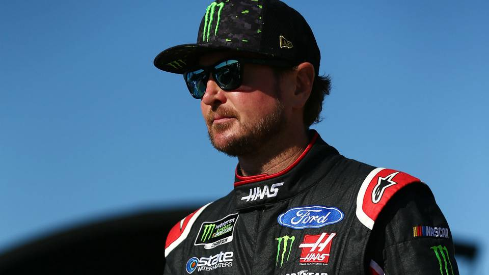 NASCAR at Pocono: Kurt Busch watches Cubs play in NY, claims racing win at Citi Field