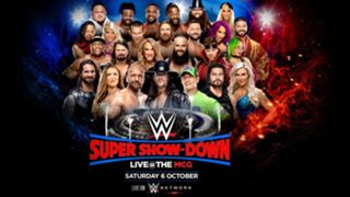 WWE PPV スーパー・ショーダウン オーストラリア メルボルン 公演