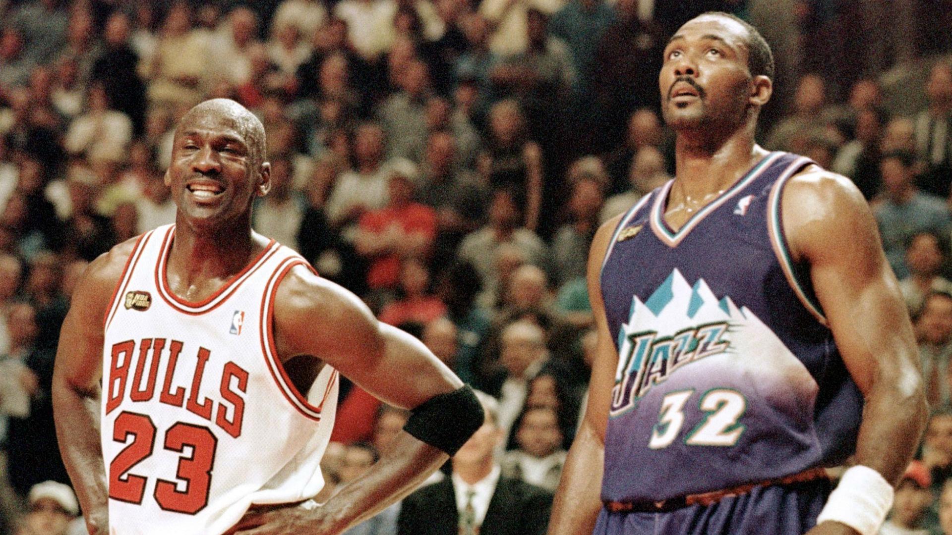 5b2bb338bc7c0d Remembering when Michael Jordan s Bulls shut down Jazz in biggest Finals  blowout ever