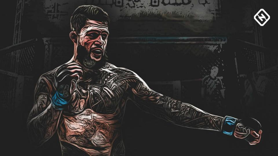 Tyson Pedro's tattoos reveal a sad historical past, brutal trainings ahead of his UFC Singapore fight vs. Ovince Saint Preux